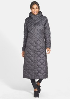 The North Face 'Transit Triple C' Long Quilted Down Jacket