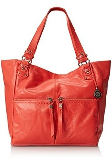 The Sak Ashbury Tote Shoulder Handbag, Cayenne, One Size
