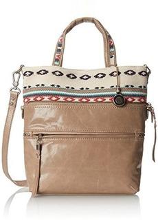 The Sak Brea Convertible Tote Cross Body Bag, Shitake Loom, One Size