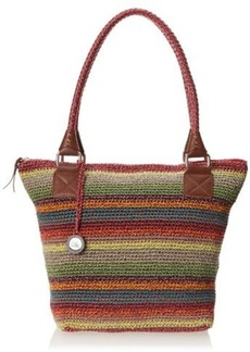 The SAK Cambria Large Tote Shoulder Bag,Gypsy Stripe,One Size