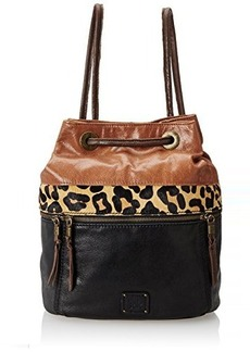 The Sak Camino Convertible Backpack, Leopard Block, One Size