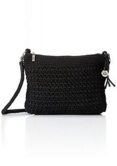 The Sak Casual Classics 3 In 1 Clutch Shoulder Bag, Black, One Size