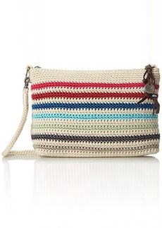 The Sak Casual Classics 3 In 1 Clutch Shoulder Bag, Prism Stripe, One Size