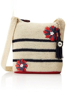 The Sak Casual Classics Crossbody Bag, Anthem Flower, One Size