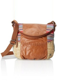 The Sak Deena Flap Cross Body Bag, Cool Water Patch, One Size