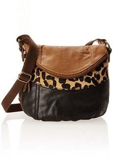 The Sak Deena Flap Cross Body Bag