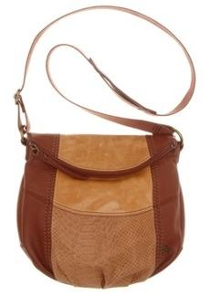 The Sak Deena Leather Flap Crossbody
