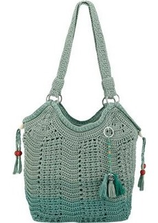 The Sak Ellis Tote Shoulder Bag, Seafoam Horizon, One Size