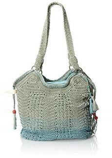 The Sak Ellis Tote Shoulder Bag, Seafoam Horizon, One Size