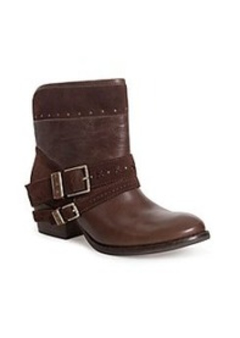 "The Sak® ""Harper"" Casual Booties with Knit Cuffs"