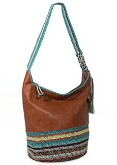 The Sak Heritage Bucket Shoulder Bag, Tobacco, One Size