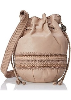 The Sak Heritage Drawstring Shoulder Bag, Shiitake, One Size