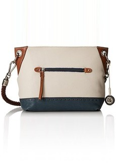 The Sak Indio Demi Leather Shoulder Bag