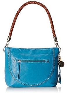 The Sak Indio Demi Shoulder Bag, Aquatic, One Size