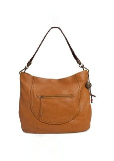 The Sak Indio Hobo Hobo Ochre Brushed Leather One Size