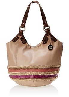 The Sak Indio Large Tote Shoulder Bag