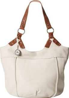 The Sak Indio Large Tote Shoulder Bag, Stone, One Size