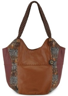 The Sak Indio Leather Large Tote