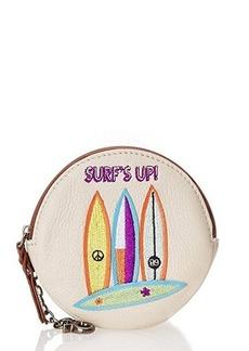 The Sak Iris Coin Purse, Surf, One Size