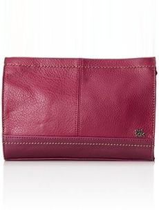The Sak Iris Demi Cross Body Clutch Handbag