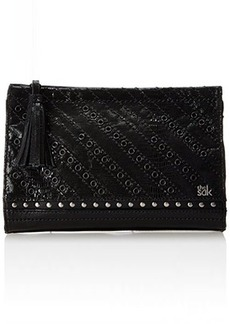 The Sak Iris Demi Leather Clutch