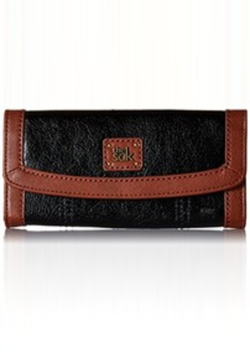 The Sak Iris Flap Wallet Trifold