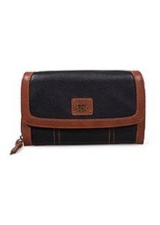 The Sak® Iris Large Zip Wallet