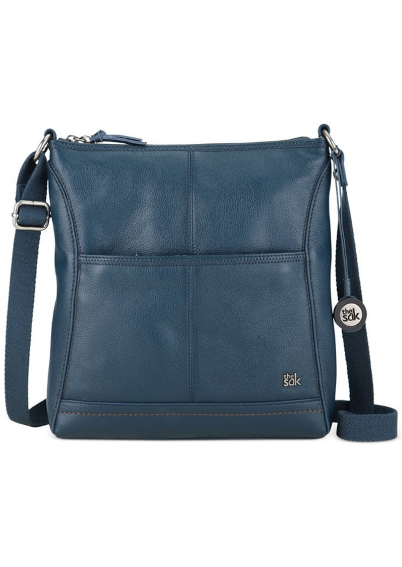 The Sak Iris Leather Crossbody Bag