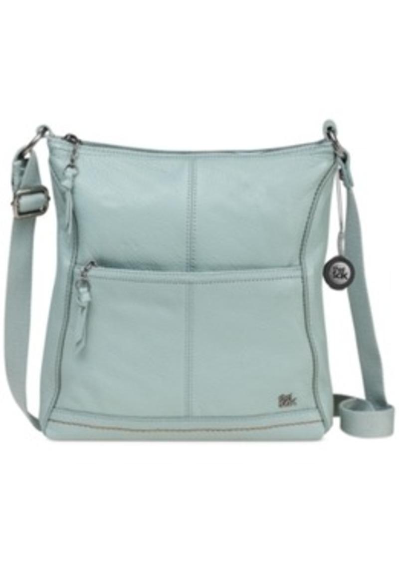 The Sak Iris Leather Crossbody Bag