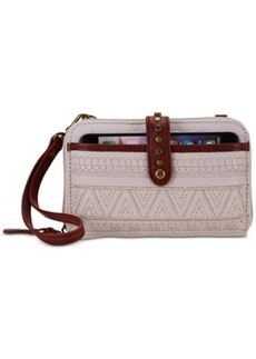 The Sak Iris Leather Smartphone Crossbody