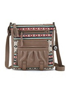 THE SAK Iris Leather Utility Crossbody