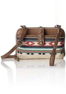 The Sak Iris Smartphone Crossbody Bag, Shitake Loom, One Size