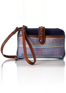 The Sak Iris Smartphone Crossbody Bag, River Tribal, One Size