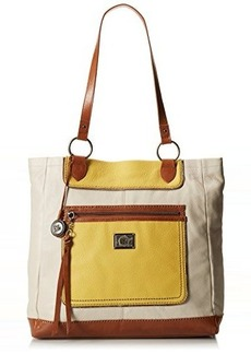 The Sak Iris Tote Shoulder Bag