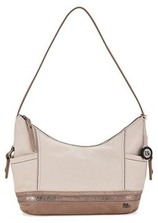 The Sak Kendra Hobo Shoulder Bag, Stone Sparkle Stripe, One Size