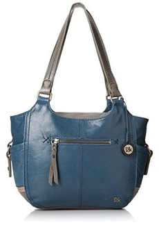 The Sak Kendra Satchel Top Handle Bag