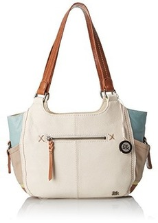 The Sak Kendra Satchel Top Handle Bag, Cool Water Multi, One Size