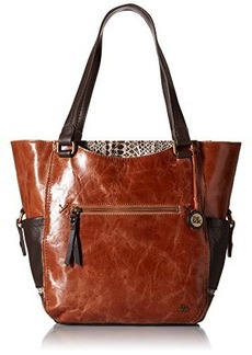 The Sak Kendra Work Tote Bag, Brown Snake Multi, One Size