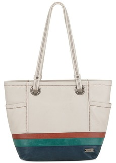 The Sak Landis Leather Tote