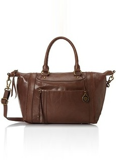 The SAK Loretta Satchel Top Handle Bag