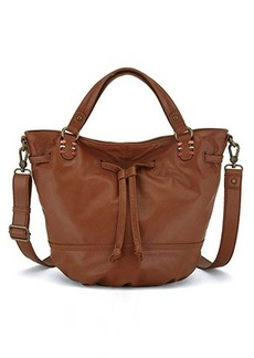 The Sak Mateo Drawstring Shoulder Bag, Tobacco, One Size