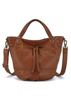 The Sak Mateo Drawstring Shoulder Bag, Tobacco, One Size
