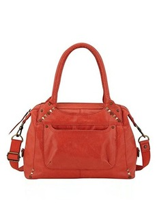 The Sak Mateo Satchel Top Handle Bag