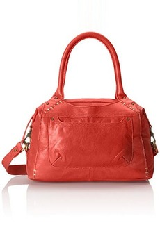 The Sak Mateo Satchel Top Handle Bag, Cayenne, One Size