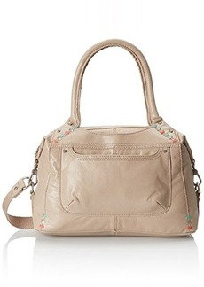 The Sak Mateo Satchel Top Handle Bag, Shiitake, One Size