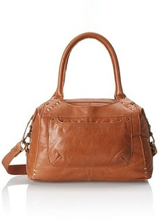 The Sak Mateo Satchel Top Handle Bag, Tobacco, One Size