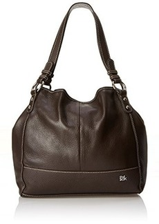The Sak MCL 4 Poster Shopper Tote Bag, Cocoa, One Size