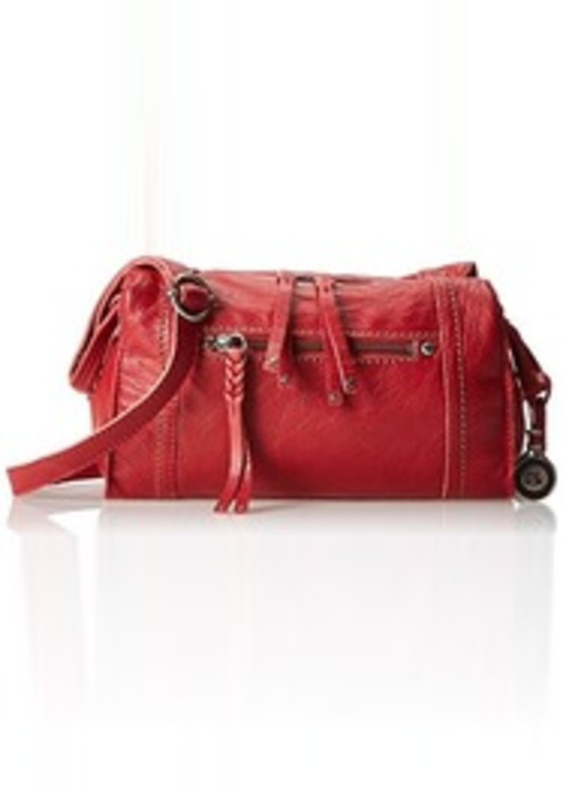 The Sak Mirada Crossbody Bag, Cherry, One Size
