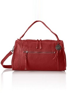 The Sak Mirada Satchel Bag, Cherry, One Size