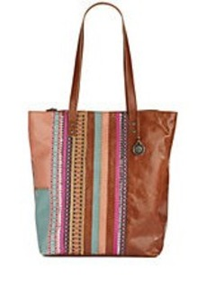THE SAK Palisade Patchwork and Leather Tote